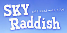 SKY Raddish official web site